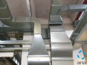 grandi impianti climatizzazione interporto